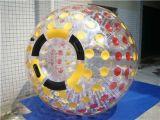 Bola inflable de Zorb del cuerpo de China, bola inflable de Zorb, pista inflable de la bola de Zorb, balompié de Zorb