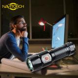 재충전용 방수는 탐구한다 모험 알루미늄 LED 토치 (NK-2661)를