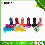 12V 2100mAh Promotional Dual ou USB Car Charger de Single com o Logo de Printing Client para Phone