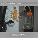 O CNC Xfl-1813 ajustou a máquina de gravura do CNC da escultura do molde da mobília de 5 linhas centrais que cinzela a máquina