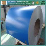 製造所の終わりカラーPE PVDFは6061のアルミニウムコイルの製造業者に塗った