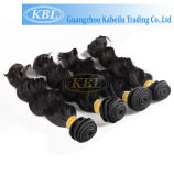 Extensões naturais de trama dobro do cabelo