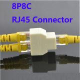 RJ45 8p8c Y-Teiler weiblicher Weibchen-bis 2 Weibchen Spliter Koppler-Verbinder des Netz-Adapter-1