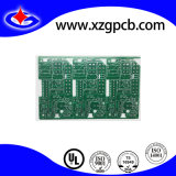 Doppelseitige HASL bleifreie gedruckte Schaltkarte für Unterhaltungselektronik