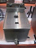 Friteuse électrique d'appareils de cuisine pour faire frire la nourriture (GRT-E10B)