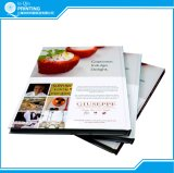 芸術デザインフルカラーの本の印刷
