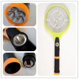 Mosquito elettronico Swatter Bat con 4*LED Torch