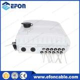 Le port 2 a verrouillé la boîte de jonction de fibre optique de câble de 12 faisceaux (FDB-012D)
