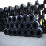 Cuscini ammortizzatori cilindrici marini del bacino con le citazioni competitive