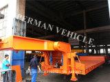 Truck pesante Hydraulic Airbag Lowdeck/Lowbed/Lowplatform Semi Trailer con 3 Axle