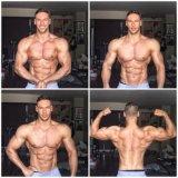Testosterona esteróide Sustanon 250 da mistura eficaz para a perda de peso