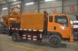 Projeto técnico e bomba do misturador concreto da alta qualidade com caminhão de reboque