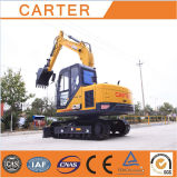 Carter Hot Sales CT85-8b (8.5t) Crawler Hydraulic Backhoe Excavator