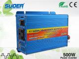 De zonne Omschakelaar van de Macht van de Auto van de Vervaardiging 500W 12V 220V (faa-500A)