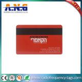Cartão sem contato da alta freqüência 13.56MHz RFID com tira magnética