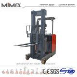 Mimaの最大の電気範囲のトラック。 冷たい倉庫で使用される高さ7.5mを持ち上げなさい