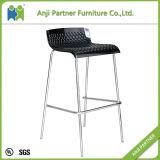金属のフィート(Harvey)が付いている熱い販売の耐久のプラスチックバースツールの椅子