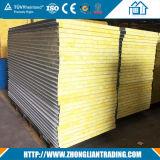 50mm PU-Zwischenlage-Panel für Kühlraum-TrennwandSporthalle