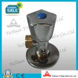 Válvula de batente forjada de lavagem do ângulo para a conexão da entrada da bacia (YD-A5021)