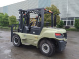 유엔 U Series Capacity 9000kg 무겁 의무 9.0t Diesel Forklift