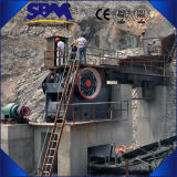 Concrete Crusher、Mini Concrete CrusherのApplication