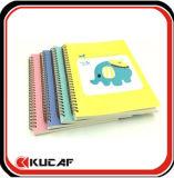 Caderno de papel Pocket
