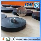 Magnete di gomma del POT della copertura