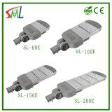 90W luz de calle impermeable al aire libre ajustable de la farola 90W IP65 LED del ángulo LED (SL-90E)