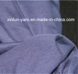 Tela de algodón suave de la tela cruzada para la alineada del deporte de la guarnición/de la ropa interior
