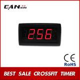 [Ganxin] rupteur d'allumage d'intérieur de forme physique de compte à rebours de Digitals de signe de 1.8inch DEL