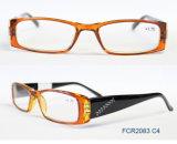 De modieuze Glazen Van uitstekende kwaliteit van de Lezing met Patroon, het Embleem van de Douane, FDA en Ce, Om het even welke Kleur Fcr2083