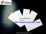 FDY-9654 modifica impermeabile dell'animale domestico della lunga autonomia di frequenza ultraelevata RFID