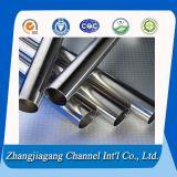 Tubulação de aço inoxidável sem emenda da alta qualidade da venda por atacado da fábrica de China