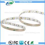 Luz de tira certificada UL del color SMD3528 LED del CCT