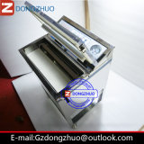 Máquina de empaquetamiento al vacío del acero inoxidable para el alimento
