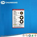 Het hete VIP van de Verkoop Etiket van de Indicator van de Vochtigheid van PCB van de Prijs HDI Gevoelige