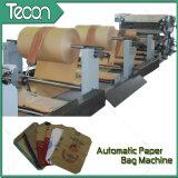 De alta calidad con sistema de bolsa de papel que hace la máquina