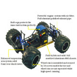 4WD Monster Truck 1/5 Gas RC Model Car avec 32cc