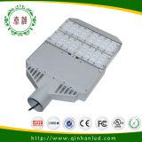 Iluminação de rua ao ar livre impermeável do diodo emissor de luz de IP66 Dimmable com 5 anos de garantia