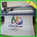 PVC do cabo flexível da impressão de 2016 costumes que anuncia a bandeira