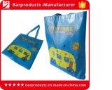 Sacchetto di acquisto non tessuto laminato riutilizzabile dei pp per il supermercato