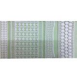 Baumwoll-Polyester-Stickerei-Kleid-Polyester-Zutat-Spitze 100% (1760)