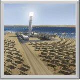 Sistema tenente la carreggiata solare di PV di serie dell'esperto in informatica