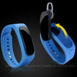 De waterdichte IP57 Slimme Armband van de Sport van Bluetooth (4001)