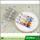 Керамические вилки ножа ложки ручки установили Cutlery