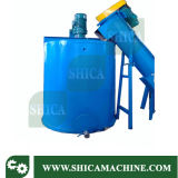 깨끗한 기름 Plast를 위한 800-1000kg/H 최신 세탁기