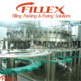 Refresco Carbonated Rinsing Filling Capping 3in1 Beverage Filling Machine