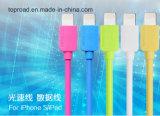 Самый лучший зарядный кабель цены и высокого качества цветастый быстрый для франтовского телефона