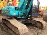 Excavatrice utilisée de Kobelco Sk200 Kobelco Sk200-8 à vendre