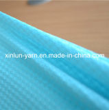 Tela feita malha de Lycra do Spandex de matéria têxtil do estiramento para o roupa interior/vestido/Swimwear/Sportswear